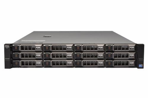 (б/у) 2U DELL PowerEdge R510 2*Intel Xeon E5645(6 Core, 2.4/2.67 GHz), 24GB DDR3-10600R, Perc H700/512, 12*no-HDD 3.5
