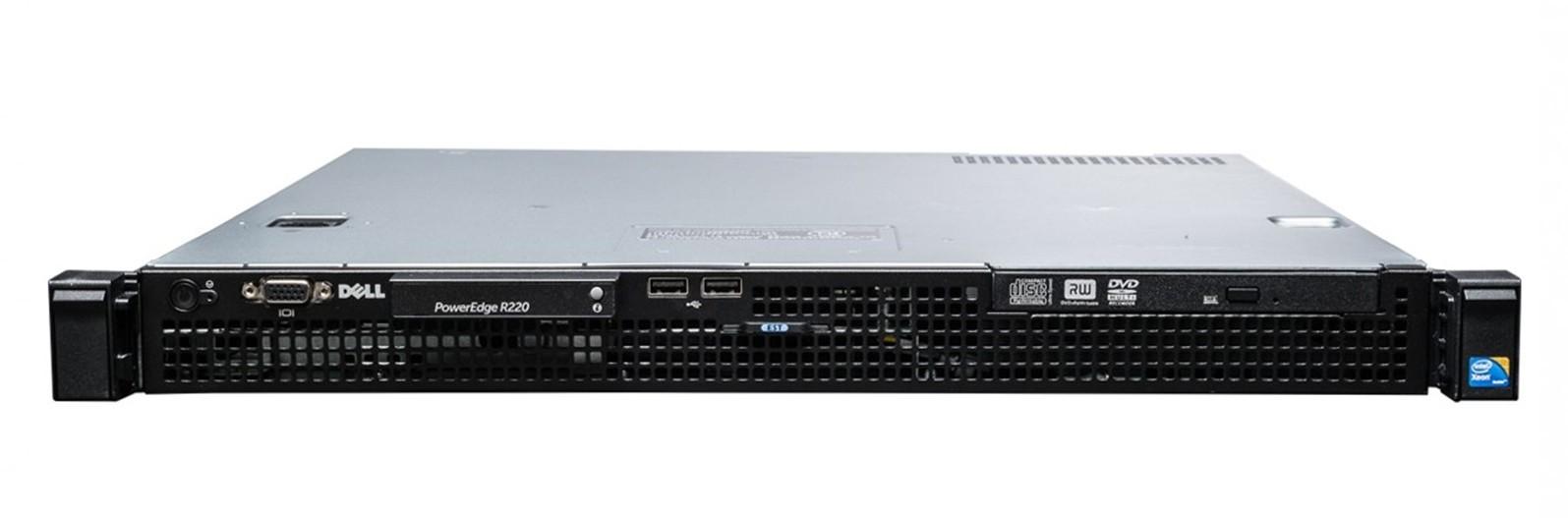Сервер (б/у) Dell PowerEdge R220 (HCWKV52)