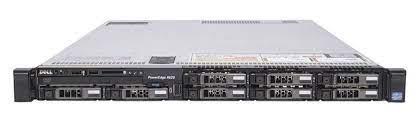 Сервер (б/у) Dell PowerEdge R620 (1RCMV02)