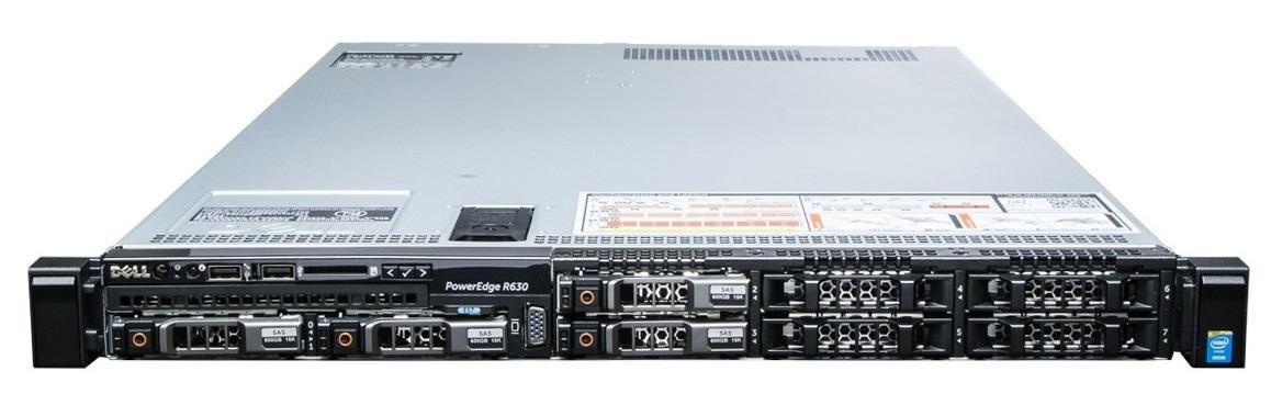 Сервер (б/у) Dell PowerEdge R630 (3JN0152)