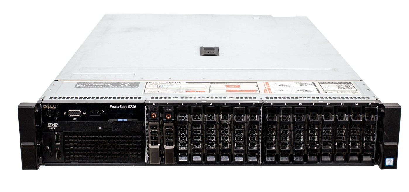 Сервер (б/у) DELL PowerEdge R730 (3799CH2)
