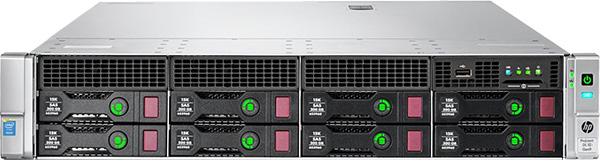 Сервер (б/у) 2U HP ProLiant DL180 G9