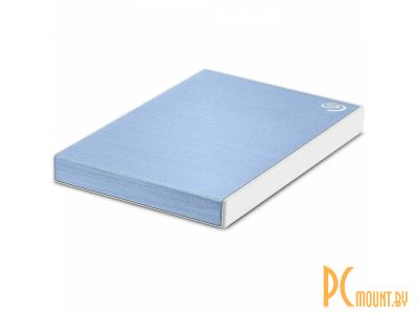 Внешний жесткий диск 4TB  Seagate STKC4000402 Light Blue 2.5