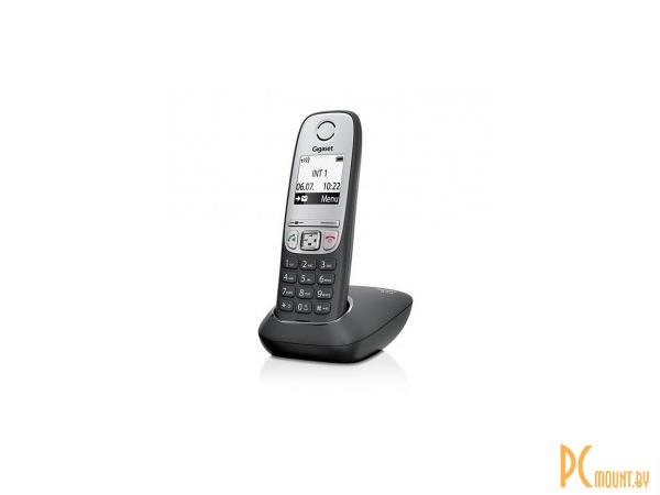 DECT телефоны: Gigaset A415 Black S30852-H2505-S301