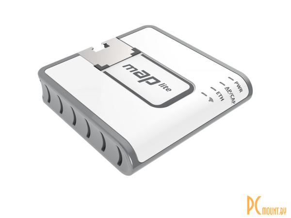 Wi-Fi роутеры: MikroTik mAP lite RBmAPL-2nD RBMAPL-2ND