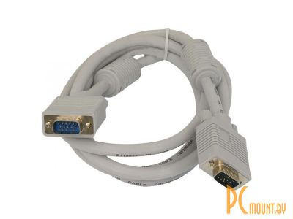 VGA / SVGA / S-Video: 5bites VGA HD15M 1m  APC-133-010