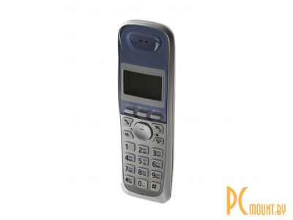 DECT телефоны: Panasonic KX-TG2511 RUS Silver KX-TG2511RUS