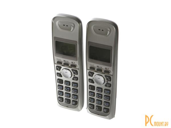 DECT телефоны: Panasonic KX-TG2512 RUN Platinum KX-TG2512RUN