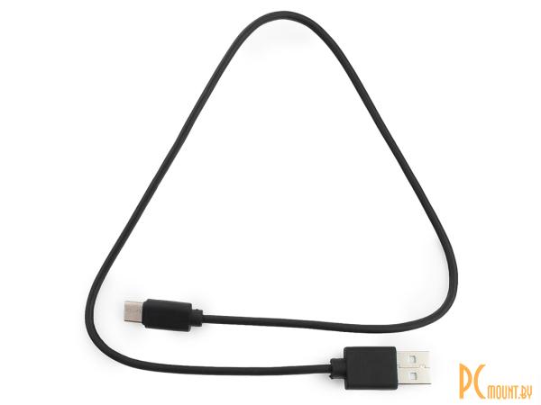 USB A/B/Micro/Mini/Type-C: Гарнизон USB 2.0 AM/ USB3.1 Type-C 0.5m  GCC-USB2-AMCM-0.5M