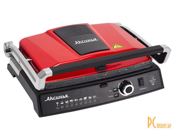 Электрогрили: Аксинья  Red-Black КС-5210