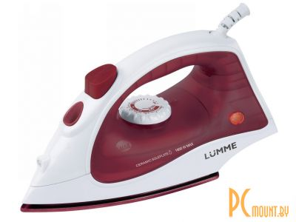 Утюги: Lumme Maroon Garnet LU-1131