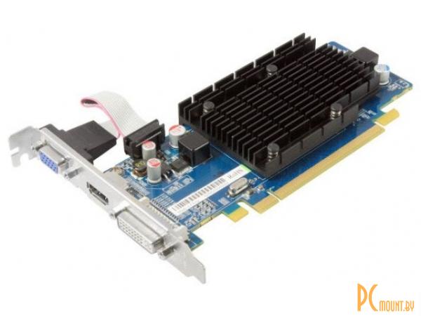 фото Sapphire PCI-Ex Radeon 5450 512 DDR3 (64bit, Fansink, 700/700) HDMI DVI  (11166-01-10R) OEM