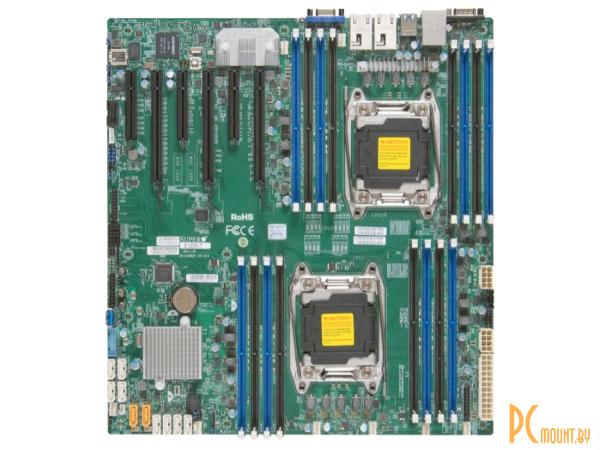 serverparts mb supermicro mbd-x10dri server