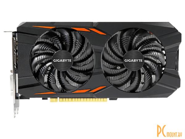 фото Видеокарта Gigabyte PCI-E NV GV-N105TWF2OC-4GD