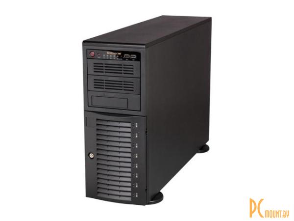 server supermicro pedestal cse-747t-500w x10drl 2x 2011-v4 32gb
