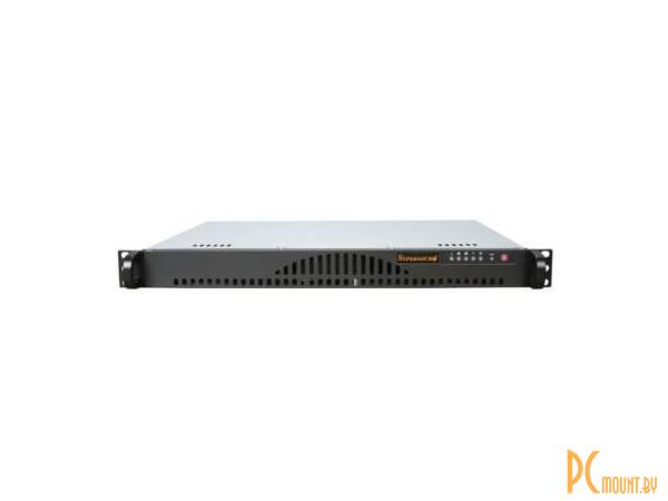 serverparts case supermicro sc512l-200b