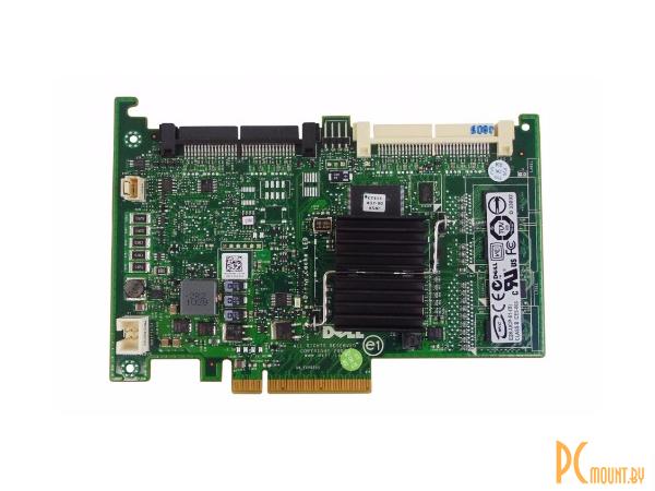 discount serverparts raid adapter dell perc 6i sas-sata used
