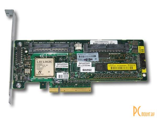 discount serverparts raid adapter hp p400 sas-sata used
