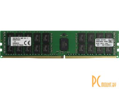 serverparts ram ddr4 16g 2400 kingston kvr24r17d4-16