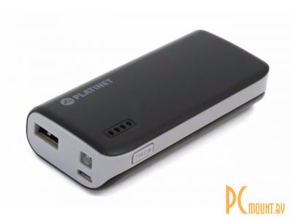 фото Внешний аккумулятор, PowerBank PLATINET PMPB44BB (42912)