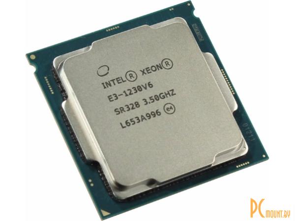 Intel, Soc-1151, Xeon E3-1230V6