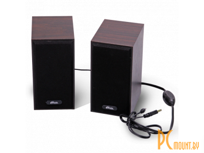 spk ritmix sp-2011w dark-brown