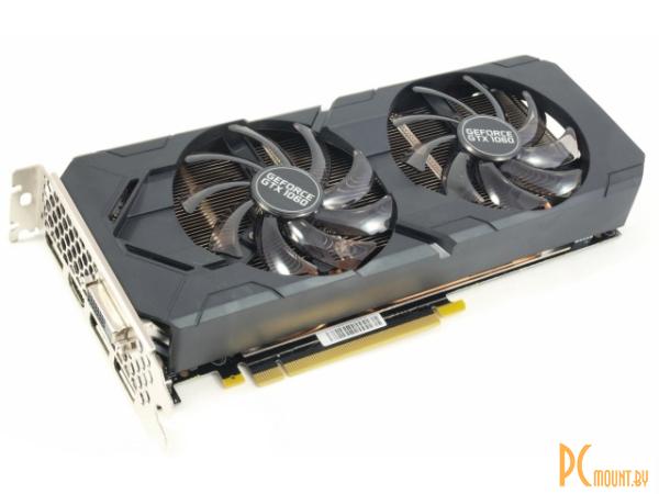 фото Видеокарта XpertVision GeForce GTX1060 Dual (NE51060015J9-1061D) 6144MB (Palit) PCI-E