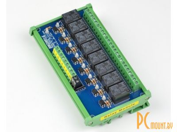 фото Arduino, Модуль релейный 8-канальный OMRON 5V