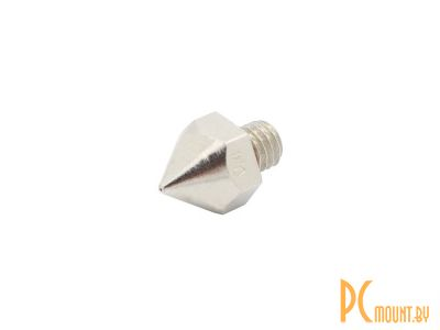 prn3d acces extruder nozzle 3mm 0-4mm nickel