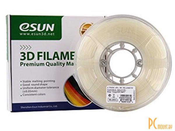 prn3d plastic esun elastic natural 1-75mm 1kg