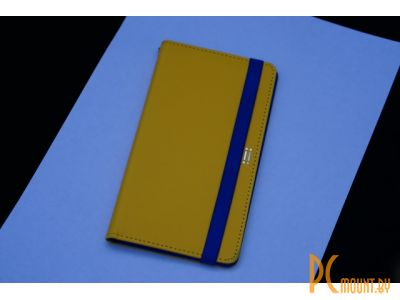discount smartaccs cover aiino 6-inch yellow-blue likenew