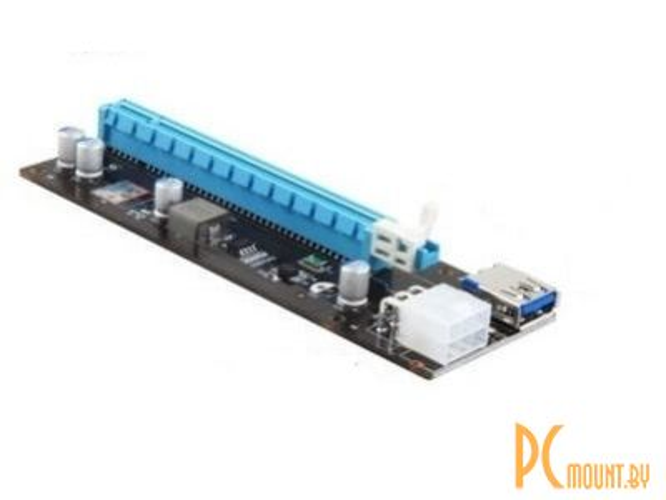 фото (Б.У.)Райзер (удлинитель) PCI EXpress x1-to-x16 TXB091(TXB901)