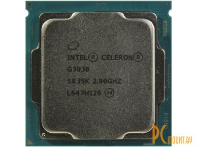 discount cpu s-1151 celeron-g3930 box used