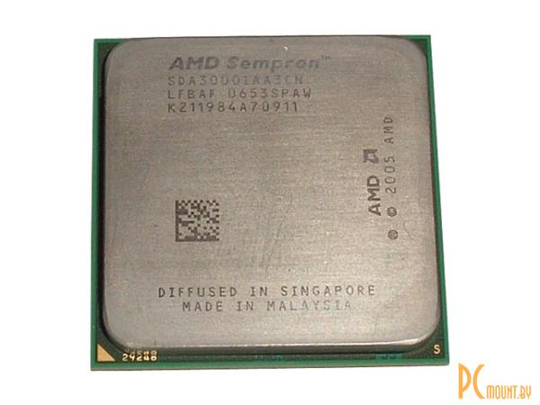 discount obs cpu s-754 sempron 3000 64bit oem used