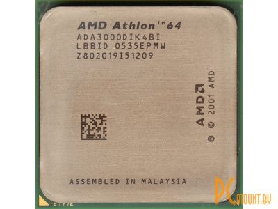 discount obs cpu s-939 athlon64 3000 oem used