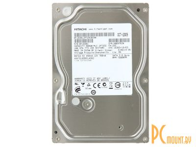 discount hdd hitachi 500 hds721050cla362 sata used