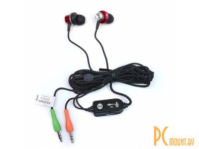 discount headphone dialog es-270mv red used