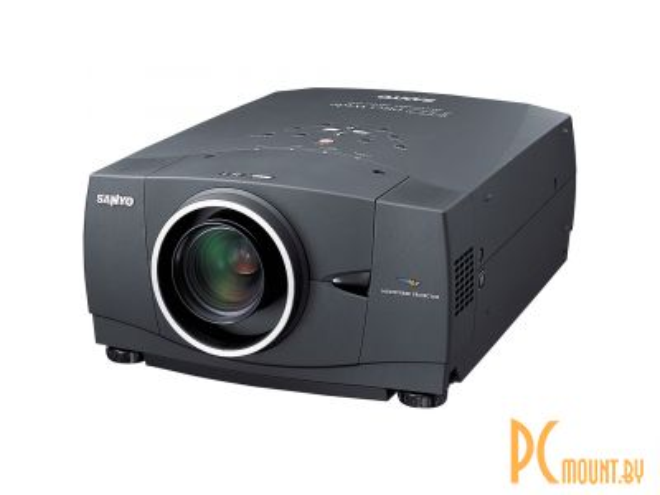 discount av projector sanyo plv-80i used