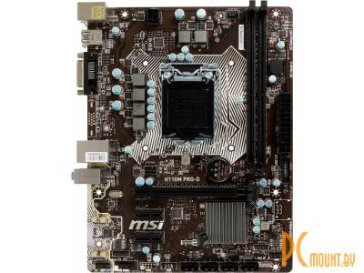 discount mb msi h110m-pro-d used