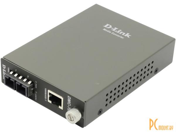 discount lan converter d-link dmc-700sc used