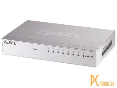 discount lan hub zyxel gs-108 used