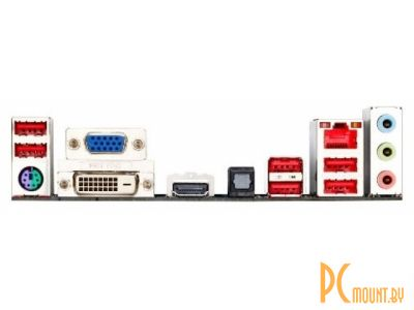 фото Gigabyte, Soc-1155, GA-Z68M-D2H, Z68, iTE IT8728, INT VGA D-SUB DVI HDMI, 4*DDR3\2133, 1*PCI-E 16x, 1*PCI-E 4x, 2*PCI-E 1x, 4*SATA, 2*SATA3, RAID(0,1,5,10), 14*USB2.0, SB7.1, 1*GLAN, microATX, RTL