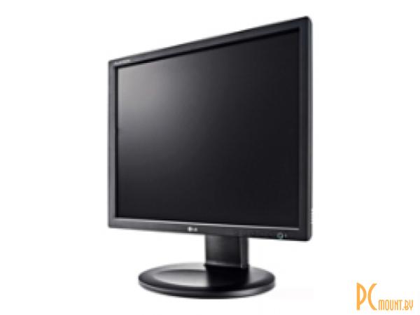 фото Монитор LG E2210T-BN чёрный (LED, DVI-D+D-Sub, 5 мс, 1680x1050, 250кд/м2, 5000000:1, 170°/160°)