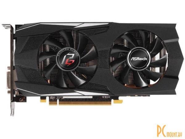 фото Видеокарта ASRock PCI-E AMD PHANTOM GDR RX570 4G