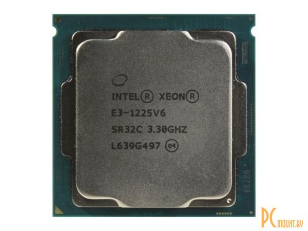 фото Intel, Soc-1151, Intel Xeon E3-1225 V6