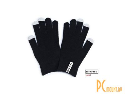 smartaccs gloves smarty touch size-s 11758 black