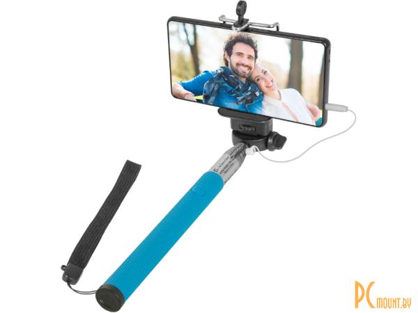 smartaccs monopod selfie defender sm-02 blue 29404