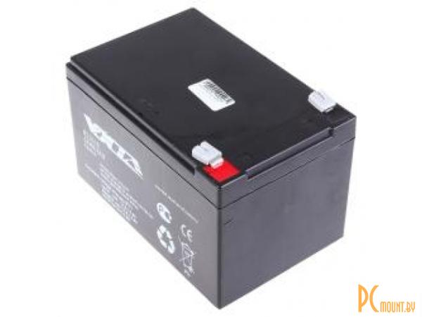 фото UPS Аккумулятор Volta AGM ST 12-12, 12V 12Ah