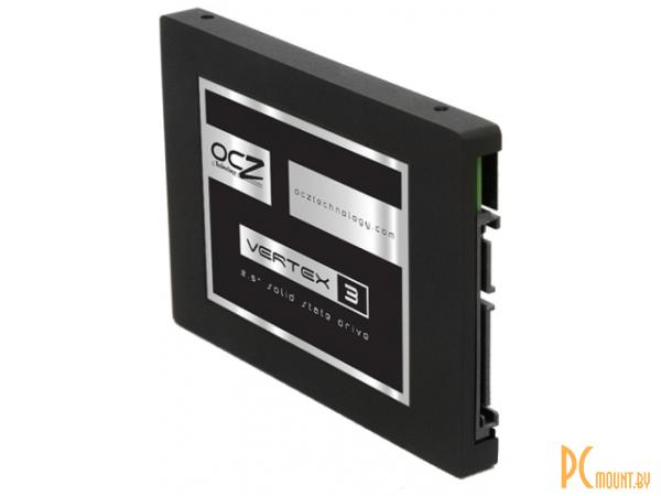 фото 60Gb, SSD, 2.5'', SATA-III, OCZ Vertex 3, VTX3-25SAT3-60G