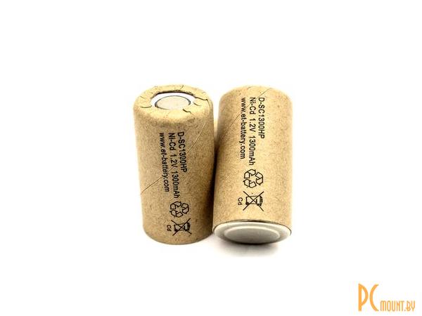 other battery ni-cd et d-sc1300hp 1pcs